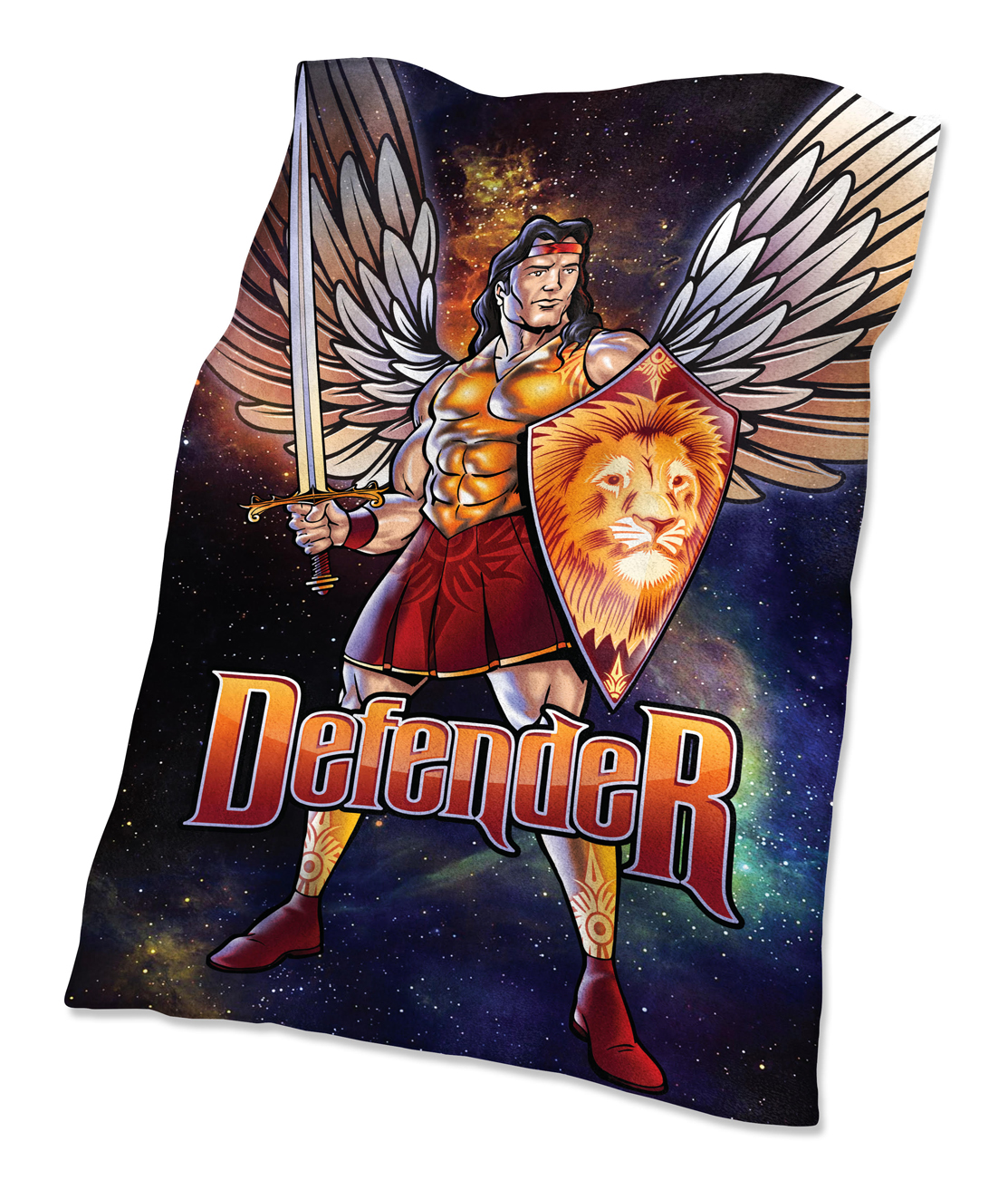 Defender Blanket - Suggested Donation of $35